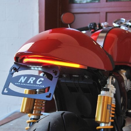 Fender Eliminator Integrated Tail Light Kit by NRC Triumph / Thruxton R 1200 / 2019