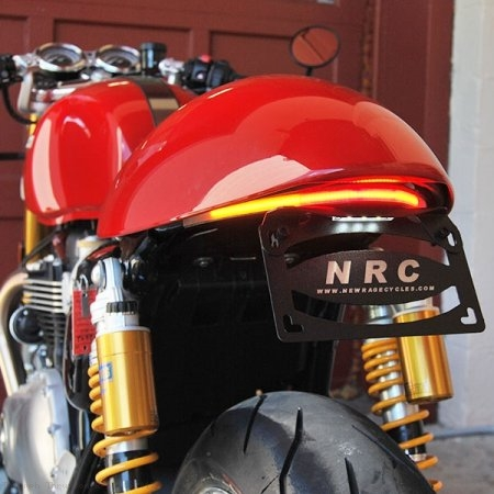 Fender Eliminator Integrated Tail Light Kit by NRC Triumph / Thruxton R 1200 / 2017