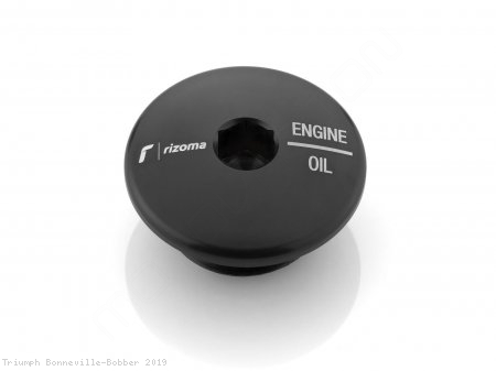 Engine Oil Filler Cap by Rizoma Triumph / Bonneville Bobber / 2019