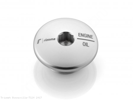 Engine Oil Filler Cap by Rizoma Triumph / Bonneville T120 / 2017