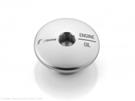 Engine Oil Filler Cap by Rizoma Triumph / Bonneville T120 / 2019