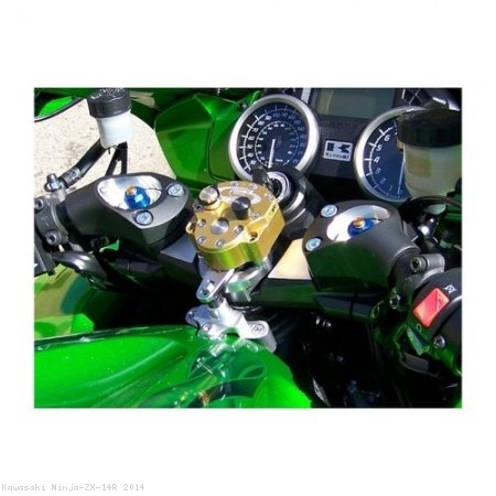Scotts Steering Damper Kit Kawasaki / Ninja ZX-14R / 2014