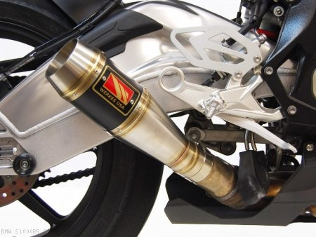 GP Slip-on Exhaust by Competition Werkes BMW / S1000RR / 2016