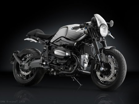 Aluminum Headlight Fairing by Rizoma BMW / R nineT / 2016