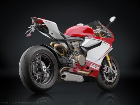"""RRC"" Rearsets by Rizoma Ducati / 1199 Panigale S / 2012"
