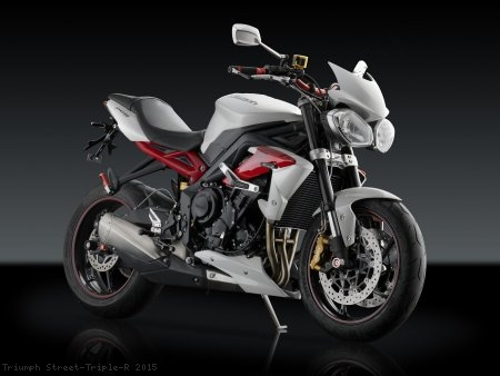 """EVO"" Rearsets by Rizoma - DISCONTINUED Triumph / Street Triple R / 2015"