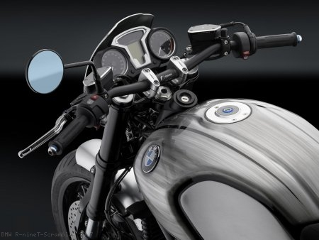 Handlebar Top Clamp Set by Rizoma BMW / R nineT Scrambler / 2017