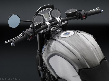 Rizoma Brake Fluid Tank Cover BMW / R nineT / 2016