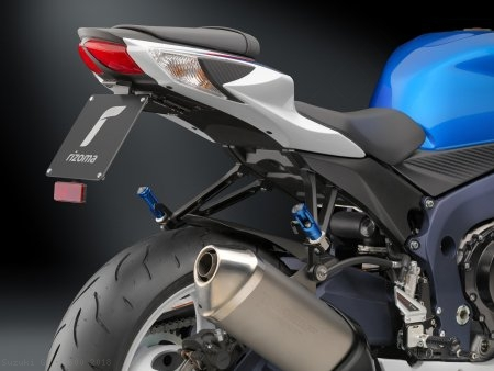 Rizoma License Plate Kit Suzuki / GSX-R600 / 2018