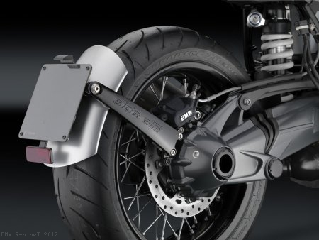 Rizoma Side Arm License Plate Tail Tidy Kit BMW / R nineT / 2017