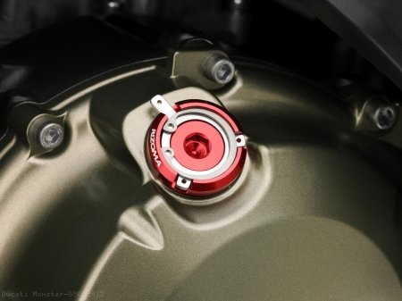 Rizoma Engine Oil Filler Cap TP008 Ducati / Monster 696 / 2012