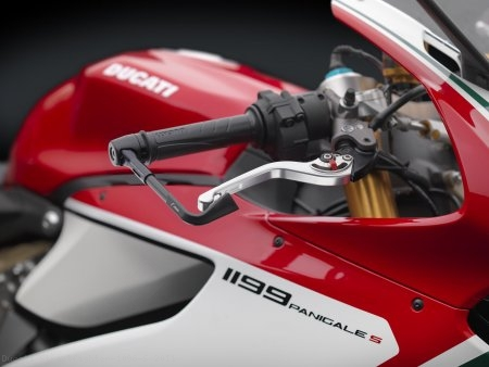 """RRC"" Clutch Lever by Rizoma Ducati / Streetfighter 1098 S / 2011"