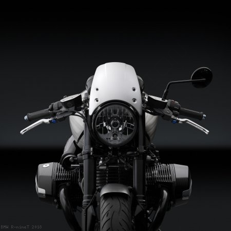 Aluminum Headlight Fairing by Rizoma BMW / R nineT / 2018