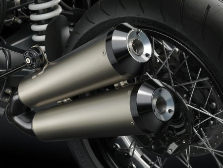 Exhaust Tips by Rizoma