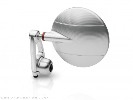 Rizoma SPY-ARM 94 Bar End Mirror Ducati / Streetfighter 1098 S / 2010