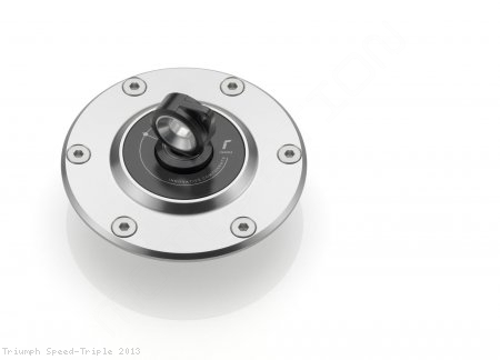 Rizoma Billet Aluminum Gas Cap TF030 Triumph / Speed Triple / 2013