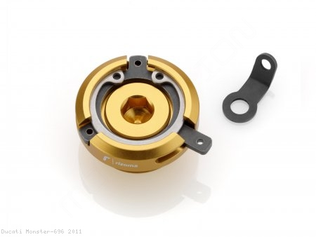 Rizoma Engine Oil Filler Cap TP008 Ducati / Monster 696 / 2011