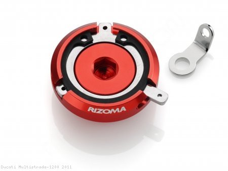 Rizoma Engine Oil Filler Cap TP008 Ducati / Multistrada 1200 / 2011
