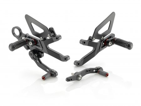 """SPORT R"" Rearsets by Rizoma"
