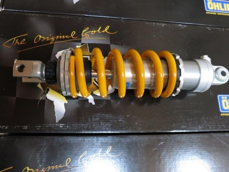 Rear Shock by Ohlins