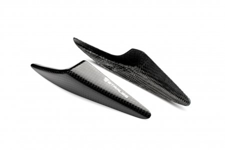 Carbon Fiber Street Version Tail Slider Kit by Strauss Carbon
