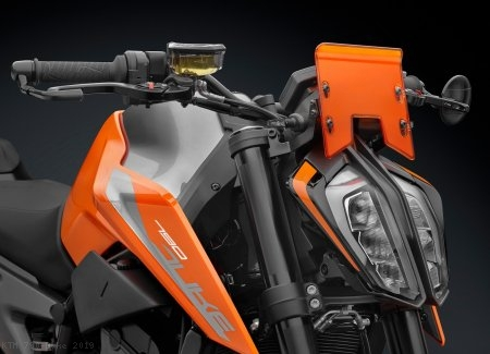 Polycarbonate Headlight Fairing by Rizoma KTM / 790 Duke / 2019