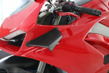Carbon Fiber GP Winglets by CNC Racing Ducati / Panigale V4 Speciale / 2018