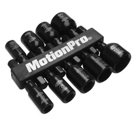 Magnetic Nut Drive Set by Motion Pro