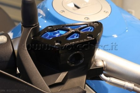 Front Brake Fluid Tank Cap by Evotech Italy BMW / R1200GS / 2014