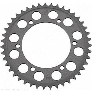 525 Pitch - AFAM Workslite Hard Anodized Aluminum Rear Race Sprocket Yamaha / YZF-R6 / 2012