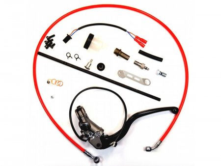Hydraulic Clutch Coversion Kit by Ducabike