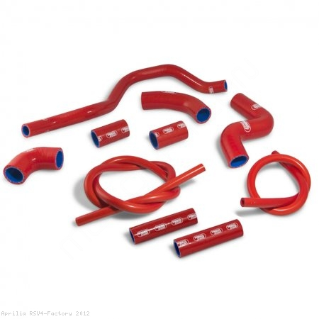 Samco Performance Coolant Hose Kit Aprilia / RSV4 Factory / 2012