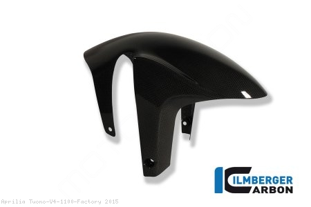 Carbon Fiber Front Fender by Ilmberger Carbon Aprilia / Tuono V4 1100 Factory / 2015