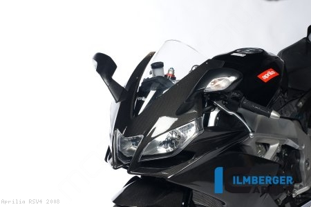 Carbon Fiber Front Fairing by Ilmberger Carbon Aprilia / RSV4 / 2008