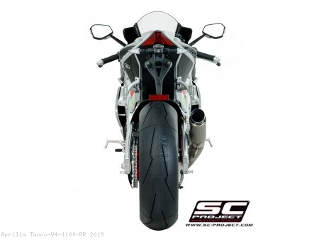 GP70-R Exhaust by SC-Project Aprilia / Tuono V4 1100 RR / 2019