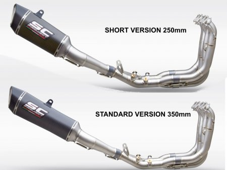 SC1-R Full System Exhaust by SC-Project