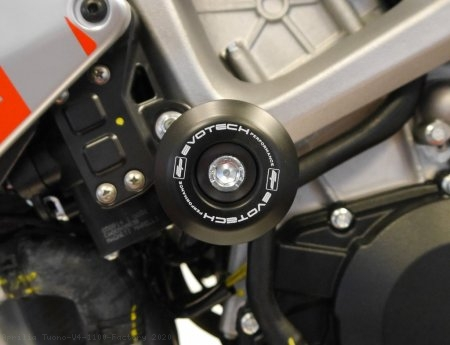 Frame Sliders by Evotech Performance Aprilia / Tuono V4 1100 Factory / 2020