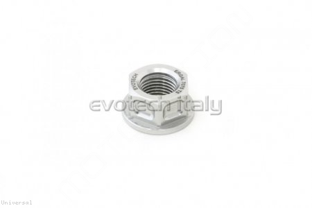 M10 x 1.25 Sprocket Carrier Nuts by Evotech Italy Universal