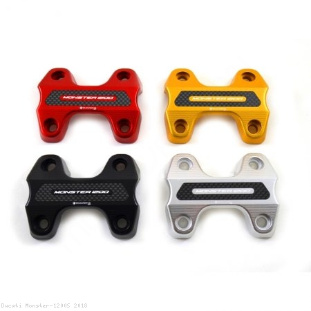 Handlebar Top Clamp by Ducabike Ducati / Monster 1200S / 2018