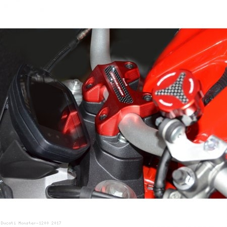 Handlebar Top Clamp by Ducabike Ducati / Monster 1200 / 2017