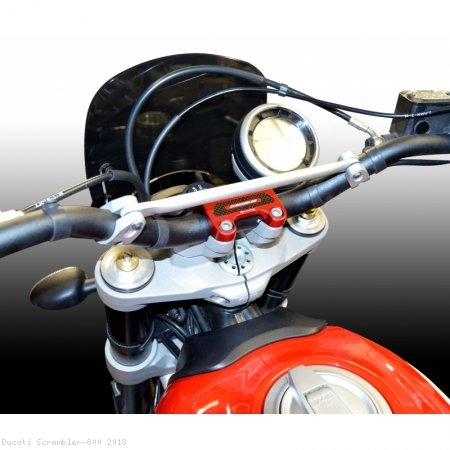 Handlebar Top Clamp by Ducabike Ducati / Scrambler 800 / 2018