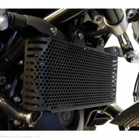 Oil Cooler Guard by Evotech Performance BMW / R nineT Scrambler / 2017