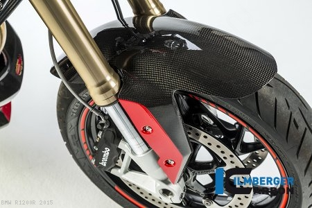 Carbon Fiber Front Fender by Ilmberger Carbon BMW / R1200R / 2015