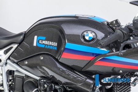Carbon Fiber Gas Tank by Ilmberger Carbon BMW / R nineT Racer / 2016