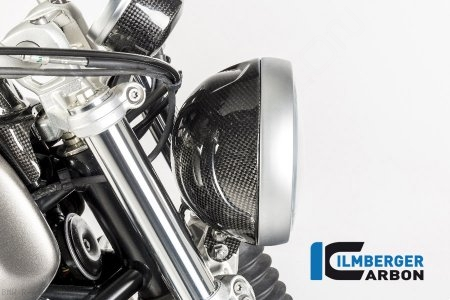 Carbon Fiber Headlight Housing by Ilmberger Carbon BMW / R nineT / 2015