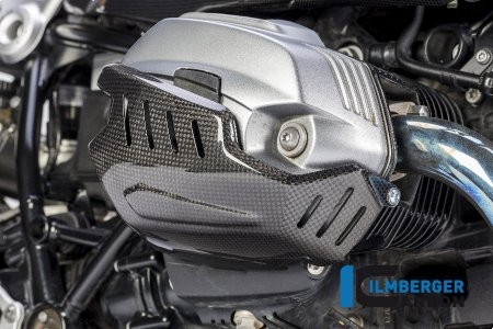 Carbon Fiber Head Cover by Ilmberger Carbon BMW / R nineT Racer / 2017