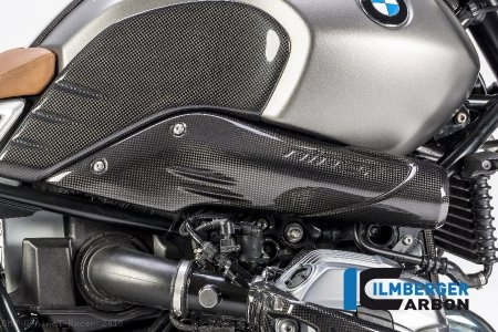 Carbon Fiber Air Intake Cover by Ilmberger Carbon BMW / R nineT Racer / 2018