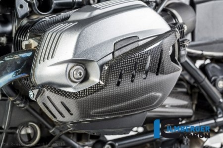 Carbon Fiber Head Cover by Ilmberger Carbon BMW / R nineT Scrambler / 2018