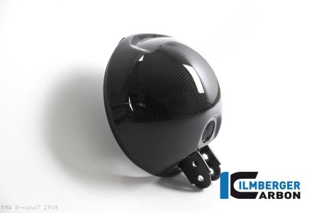 Carbon Fiber Headlight Housing by Ilmberger Carbon BMW / R nineT / 2019