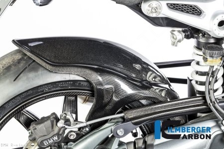 Carbon Fiber Brake Line Cover by Ilmberger Carbon BMW / R nineT Racer / 2016
